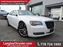 Used 2014 Chrysler 300 ACCIDENT FREE w/ NAVIGATION & PANORAMIC SUNROOF for sale in Surrey, BC
