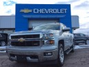 Used 2015 Chevrolet Silverado 1500 2LT for sale in Bolton, ON