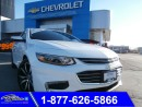 Used 2016 Chevrolet Malibu 1LT for sale in Bolton, ON