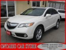 Used 2013 Acura RDX AWD TECH PKG. NAVIGATION LETHER SUNROOF for sale in Toronto, ON