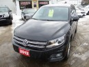 Used 2012 Volkswagen Tiguan 'SPORTY' TSI MODEL 5 PASSENGER 2.0L - TURBO ENGINE.. 4Motion.. HEATED SEATS.. AM/FM/CD PLAYER.. AUX INPUT.. KEYLESS ENTRY.. for sale in Bradford, ON