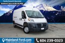 Used 2016 RAM 2500 ProMaster High Roof for sale in Surrey, BC