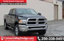 New 2017 Dodge Ram 3500 SLT DIESEL, 4X4, HEATED FRONT SEATS & STEERING WHEEL, BLUETOOTH for sale in Courtenay, BC
