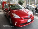 Used 2014 Toyota Prius V Standard Pkg - Bluetooth, Climate Control, Backup Camera for sale in Port Moody, BC