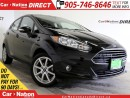 Used 2015 Ford Fiesta SE| TOUCH SCREEN| OPEN SUNDAYS| for sale in Burlington, ON