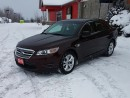 Used 2010 Ford Taurus SEL for sale in Cornwall, ON