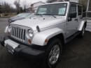 Used 2010 Jeep Wrangler Unlimited Sahara for sale in Fort Erie, ON