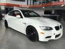 Used 2011 BMW M3 414 HP COMPETITION PKG for sale in Winnipeg, MB