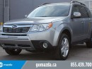 Used 2010 Subaru Forester 2.5XT Limited Nav Sunroof for sale in Edmonton, AB