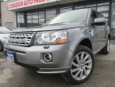 Used 2013 Land Rover LR2 HSE-NAVIGATION-AWD-PANORAMIC-ROOF-LOADED for sale in Scarborough, ON