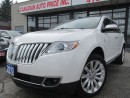 Used 2013 Lincoln MKX AWD-PANO-ROOF-NAV-CAMERA-LEATHER for sale in Scarborough, ON