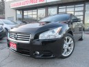 Used 2012 Nissan Maxima SV-PREMIUM-CVT-SPORT-CAMERA-PANO-ROOF for sale in Scarborough, ON