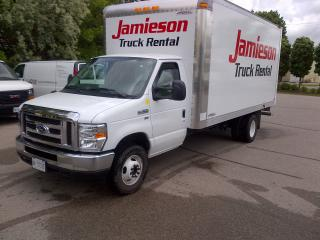 2018 Ford E450 16' gas with ramp