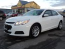 Used 2014 Chevrolet Malibu LT Power moonroof for sale in Brantford, ON