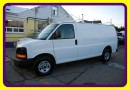 Used 2013 GMC Savana 2500 3/4 ton Bench Seat, back windows only, Loaded for sale in Woodbridge, ON