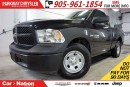Used 2016 Dodge Ram 1500 ST| 5.7HEMI| BLUETOOTH| XM RADIO| NOT A RENTAL for sale in Mississauga, ON