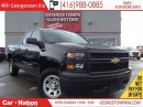 Used 2015 Chevrolet Silverado 1500 4X4| TOW PACKAGE| ONE OWNER| 35,301KMS for sale in Georgetown, ON