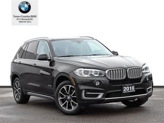 Used 2016 BMW X5 xDrive35i Navigation for sale in Unionville, ON