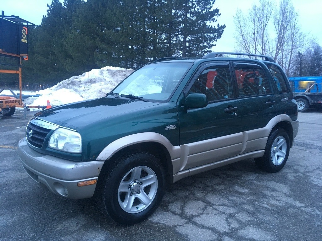 Suzuki Grand Vitara For Sale Ontario