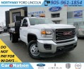Used 2015 GMC Sierra 3500 Cab-Chassis WT | DURAMAX DIESEL | JUST ARRIVED | USB OUTLETS | for sale in Brantford, ON