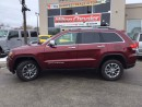 Used 2016 Jeep Grand Cherokee LEATHER|8.4