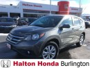 Used 2013 Honda CR-V EX-L | 5SP | ALLOYS | LEATHER | SUNROOF for sale in Burlington, ON