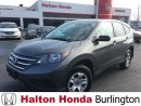 Used 2013 Honda CR-V LX | ALLOYS | REARVIEW CAMERA | KEYLESS ENTRY for sale in Burlington, ON