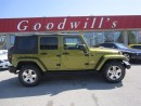 Used 2008 Jeep Wrangler Unlimited Sahara! NAVI! for sale in Aylmer, ON