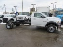 Used 2017 Dodge Ram 5500 Cab & Chassis 4x4 diesel 192.5 wheel base for sale in Richmond Hill, ON