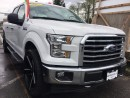 New 2017 Ford F-150 XLT 6.5 BOX, NAVIGATION, TAILGATE STEP for sale in Surrey, BC
