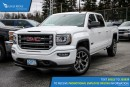 New 2017 GMC Sierra 1500 SLT Sunroof, Heated Seats, and Satellite Radio for sale in Port Coquitlam, BC