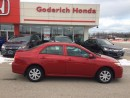 Used 2011 Toyota Corolla CE for sale in Goderich, ON