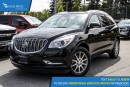 Used 2016 Buick Enclave Leather Satellite Radio and Backup Camera for sale in Port Coquitlam, BC