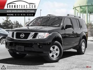 Used 2010 Nissan Pathfinder 4WD for sale in Stittsville, ON