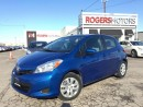 Used 2012 Toyota Yaris LE - HATCH - BLUETOOTH for sale in Oakville, ON