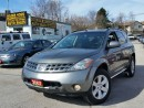 Used 2007 Nissan Murano SL for sale in Scarborough, ON