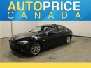 Used 2013 BMW 5 Series X-Drive TECH PKG\NAVIAGTION for sale in Mississauga, ON