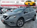 Used 2015 Nissan Murano SV AWD w/NAV,pan roof,climate control,heated seats,rear cam for sale in Cambridge, ON