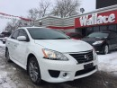 Used 2014 Nissan Sentra SR Nav Heated Seats Sunroof for sale in Ottawa, ON