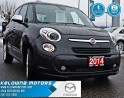 Used 2014 Fiat 500 L Lounge Loaded and Roomy for sale in Kelowna, BC