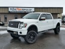 Used 2011 Ford F-150 FX4 CREW 4X4
