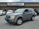 Used 2011 Ford Escape XLT  **4CYL & MOONROOF** for sale in Gloucester, ON