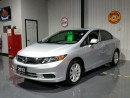 Used 2012 Honda Civic EX  **MOONROOF & ALLOY WHEELS** for sale in Gloucester, ON