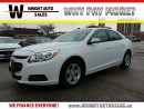 Used 2016 Chevrolet Malibu LT| BLUETOOTH| CRUISE CONTROL| A/C| 81,133KMS for sale in Kitchener, ON