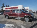 Used 2010 Ford F-150 XTR 4WD AUXILLIARY  SUPERCREW LOW KM for sale in Oakville, ON