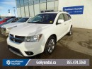 Used 2012 Dodge Journey LEATHER, BLUETOOTH, AWD for sale in Edmonton, AB