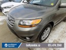 Used 2011 Hyundai Santa Fe BLUETOOTH, HEATED SEATS. for sale in Edmonton, AB