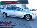 Used 2007 Acura CSX Premium Package Leather Sunroof Certified 2YR Warr for sale in Milton, ON