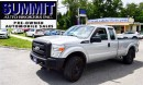 Used 2011 Ford F-250 XL | 8 BOX | EXTENDED CAB | 4X4 for sale in Richmond Hill, ON
