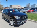 Used 2014 Mercedes-Benz ML-Class ML350BT-AMG PKG- NAVIGATION-CAMERA-DVD for sale in Scarborough, ON